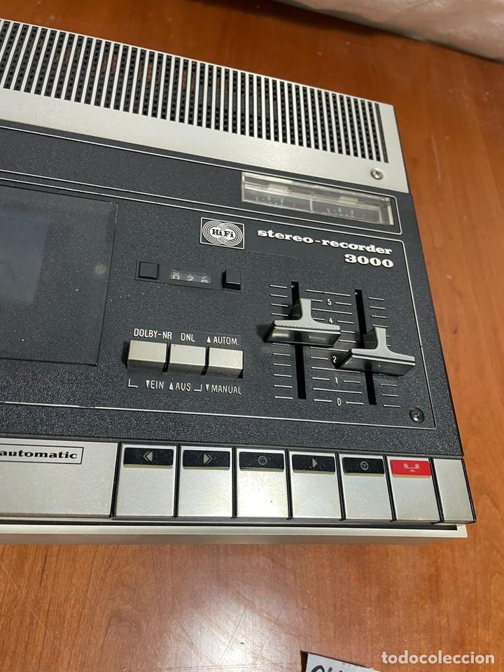 Segunda Mano: Grabador Estéreo Nordmende 3000 - Foto 3 - 238862115