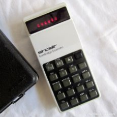 Segunda Mano: CALCULADORA SINCLAIR CAMBRIDGE SCIENTIFIC, FUNCIONANDO. Lote 240019515
