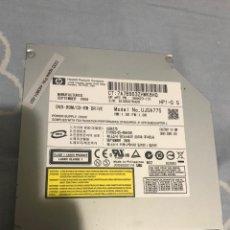 Segunda Mano: COMBO SLIM UNIDAD DVD GRABADORA CD-ROM ± RW IDE HP UJDA775 394423 – 132 PORTÁTIL SFF. Lote 240057360