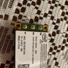 Segunda Mano: TARJETA WIFI INTEL MM2 4965AG. Lote 240125250