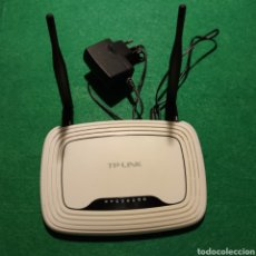 Segunda Mano: ROUTER TP-LINK TL-841BD 300 MBPS WIRELESS N ROUTER. Lote 241324200