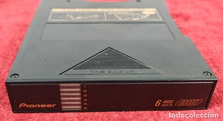 Segunda Mano: REPRODUCTOR DE CD. PIONEER PD-M406. CARGADOR PARA 6 CDS. MALASIA. CIRCA 1990. - Foto 3 - 242251215
