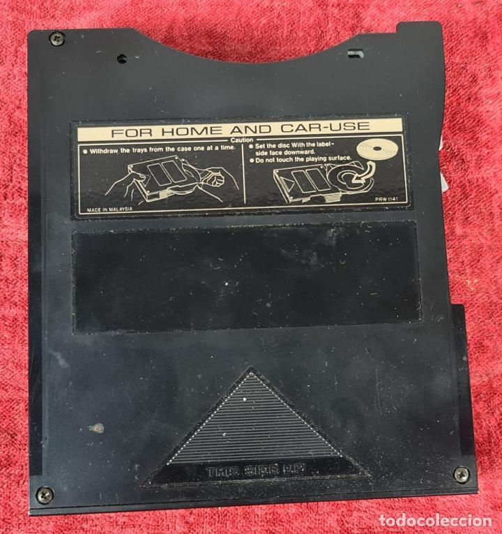 Segunda Mano: REPRODUCTOR DE CD. PIONEER PD-M406. CARGADOR PARA 6 CDS. MALASIA. CIRCA 1990. - Foto 4 - 242251215
