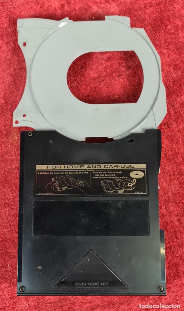 Segunda Mano: REPRODUCTOR DE CD. PIONEER PD-M406. CARGADOR PARA 6 CDS. MALASIA. CIRCA 1990. - Foto 5 - 242251215