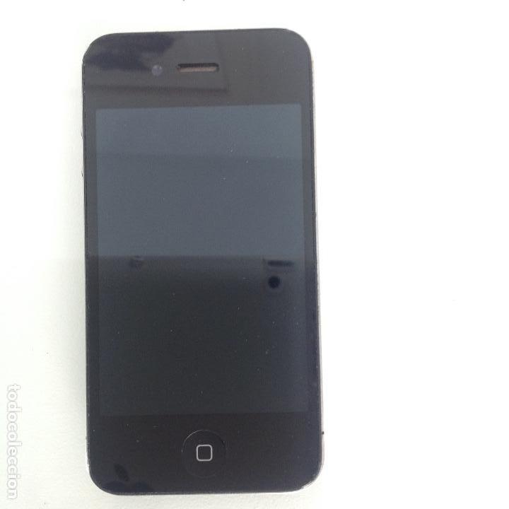 Segunda Mano: Teléfono iPhone 4. Funciona. No tiene ascesorios - Foto 4 - 242406885