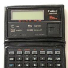 Segunda Mano: CALCULADORA CANON DM-562. Lote 243155735