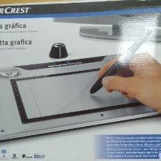 Segunda Mano: TABLETA GRÁFICA SILVERCREST SGT 10.6 A1. Lote 243782770