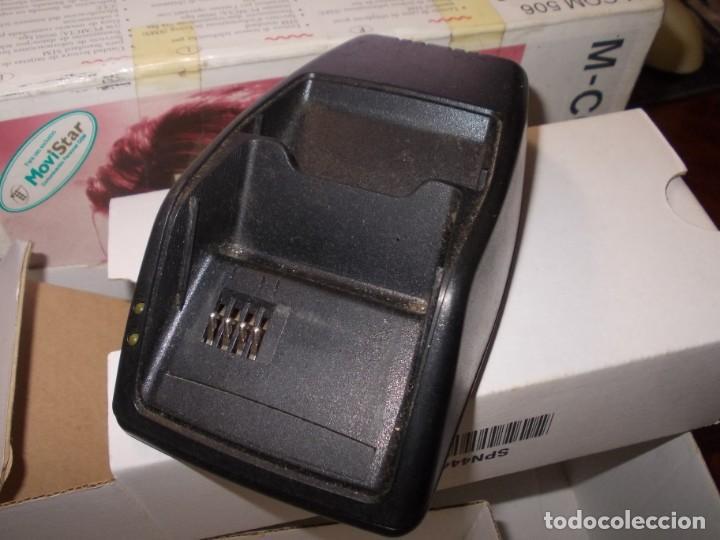 Segunda Mano: Antiguo teléfono Bosch M-Com 506, la base enciende pero el teléfono no - Foto 11 - 243983405