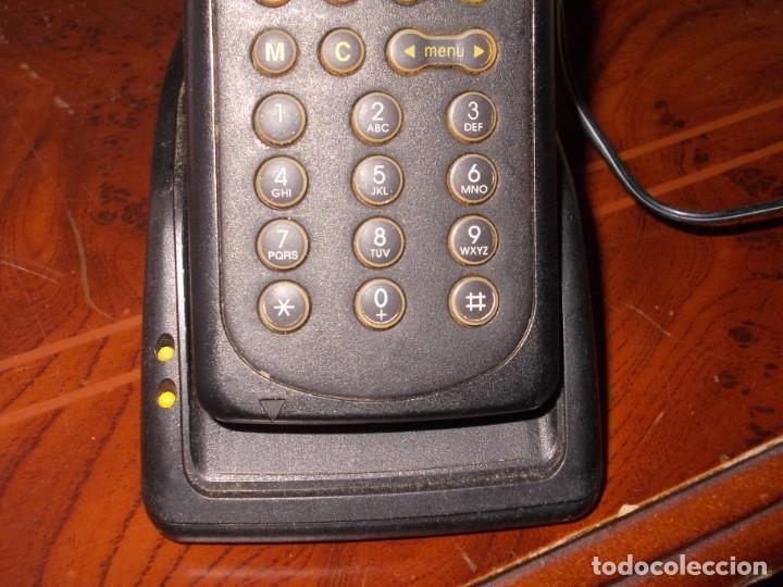 Segunda Mano: Antiguo teléfono Bosch M-Com 506, la base enciende pero el teléfono no - Foto 14 - 243983405