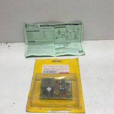 Segunda Mano: ETAPA MONO 1,5W - 230V - E01 CEBEK - 2 UNIDADES. Lote 244580985