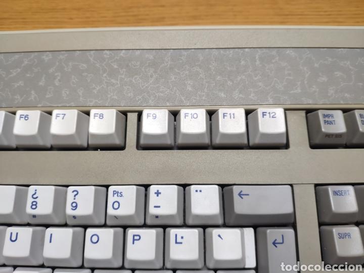 Segunda Mano: Teclado ordenador vintage olivetti keyboard 1987 - Foto 5 - 244855590