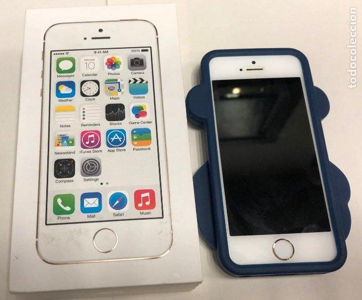 IPHONE 5 SEGUNDA MANO (Segunda Mano - Artículos de electrónica)