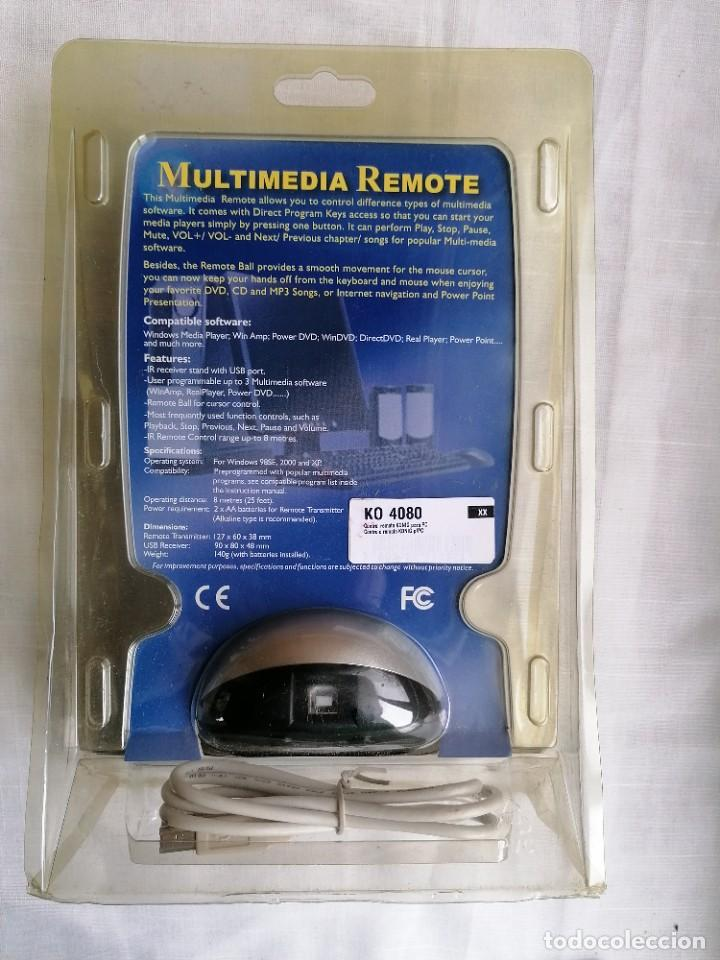 Segunda Mano: mando control remoto para PC multimedia Konic - Foto 2 - 244990860