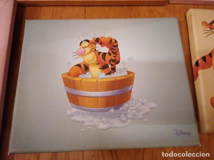 Segunda Mano: 6 CUADROS INFANTILES DIBUJO DISNEY ENMARCADOS VER TODOS - Foto 3 - 53034334