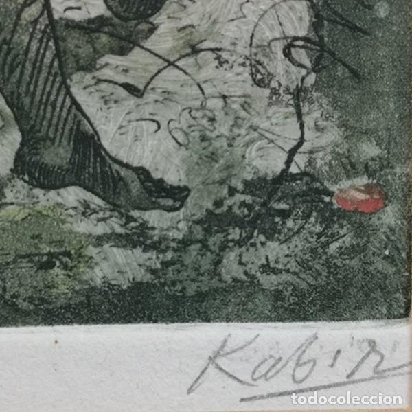 Segunda Mano: Pareja de Grabados de Shaid Kabir - Foto 3 - 245257630