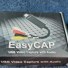 Segunda Mano: EASY CAP CAPTURADORA DE VIDEO. Lote 245308115