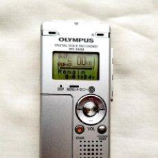 Segunda Mano: GRABADORA DIGITAL OLYMPUS - VOZ Y MÚSICA (AMBAS EN STEREO) - MEMORIA FLASH - USB. Lote 246132480