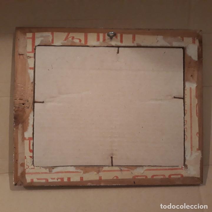 Segunda Mano: Marco dorado de madera 29 x 24,5 cm - Foto 4 - 251842870