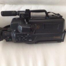 D'Occasion: CÁMARA PANASONIC VHS NV - M10. Lote 251928725