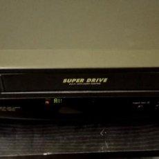 Segunda Mano: PANASONIC NV SD200 VÍDEO REPRODUCTOR VHS MADE GERMANY REVISADO SAT COMO NUEVO. Lote 252077665