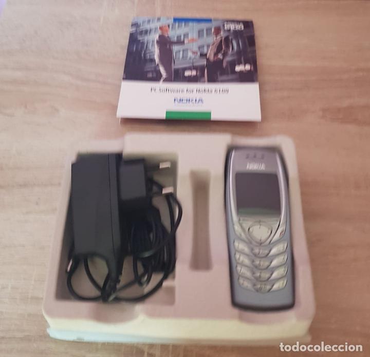 Segunda Mano: Nokia 6100 Azul Claro - Foto 4 - 253023450