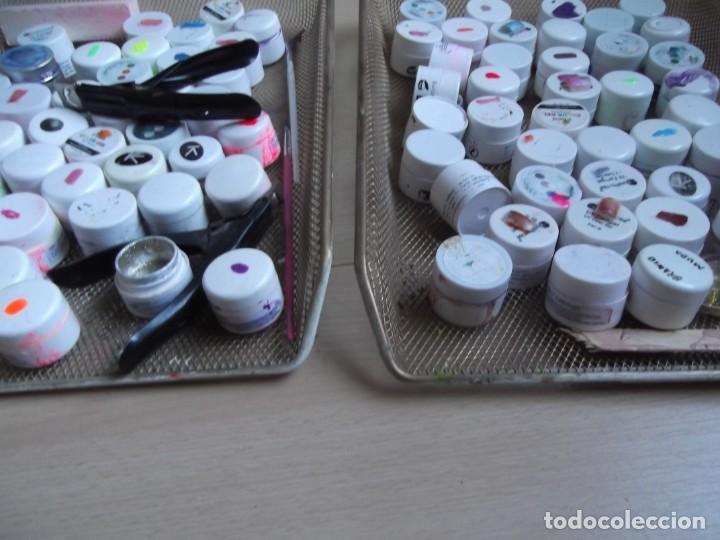 Segunda Mano: Lote Esmaltes y accesorios para profesional de uñas - Foto 2 - 253221820