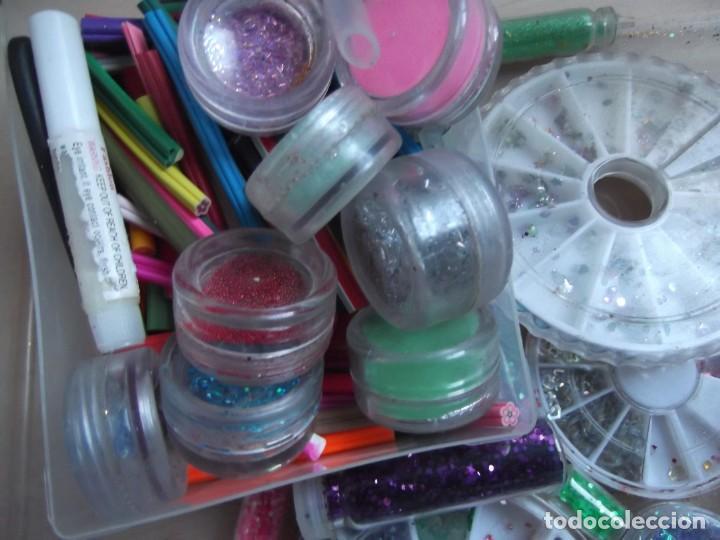 Segunda Mano: Lote Esmaltes y accesorios para profesional de uñas - Foto 7 - 253221820