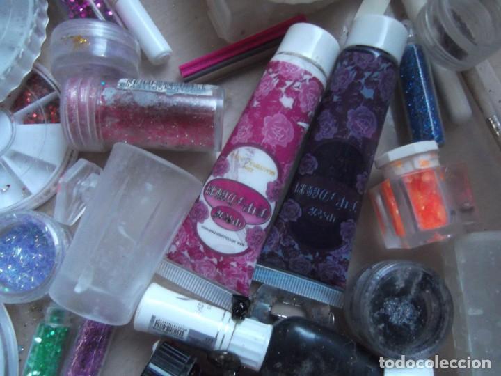Segunda Mano: Lote Esmaltes y accesorios para profesional de uñas - Foto 8 - 253221820