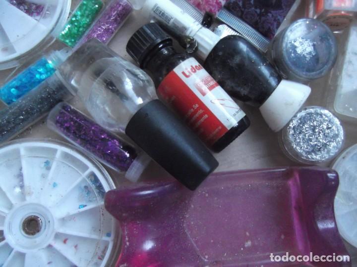 Segunda Mano: Lote Esmaltes y accesorios para profesional de uñas - Foto 10 - 253221820