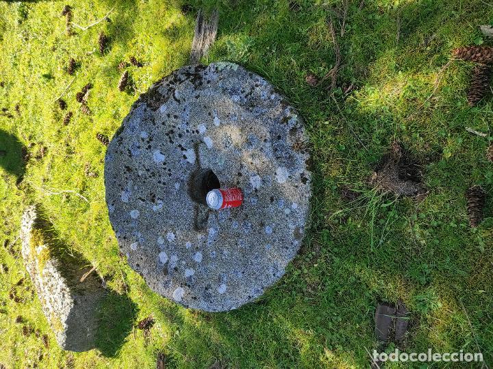 Segunda Mano: Piedra molino *Interesante para mesa rústica* - Foto 3 - 253416120