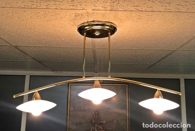 Segunda Mano: LAMPARA TECHO DE UN BRAZO, MODERNA. - Foto 3 - 253450240