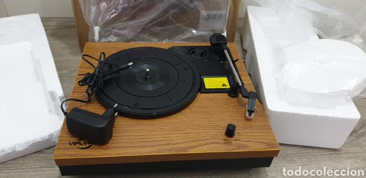 Segunda Mano: Vintage turntable TT202-1 VIFLYKOO - Foto 4 - 253800130