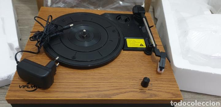 Segunda Mano: Vintage turntable TT202-1 VIFLYKOO - Foto 10 - 253800130