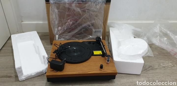 Segunda Mano: Vintage turntable TT202-1 VIFLYKOO - Foto 11 - 253800130