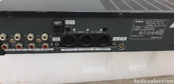 Segunda Mano: Aiwa amplificador MX-80E - Foto 3 - 253814560