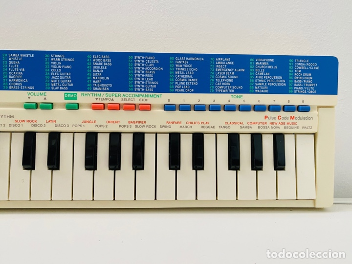 Segunda Mano: Casio SA-7 Synthesizer - Foto 3 - 253851785