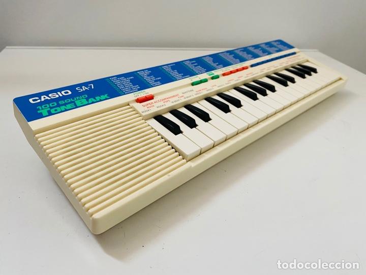 Segunda Mano: Casio SA-7 Synthesizer - Foto 5 - 253851785