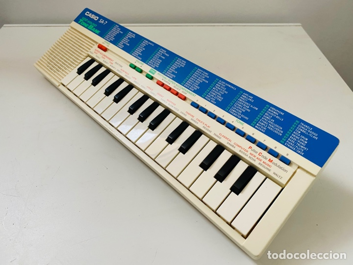 Segunda Mano: Casio SA-7 Synthesizer - Foto 6 - 253851785