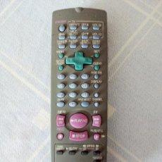 Segunda Mano: MANDO REPRODUCTORES VHS - SHARP. Lote 253894395