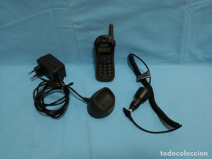 Segunda Mano: TELEFONO MOVIL ALCATEL ONE TOUCH EASY + CARGADOR RED Y AUTOMOVIL - Foto 6 - 253922360