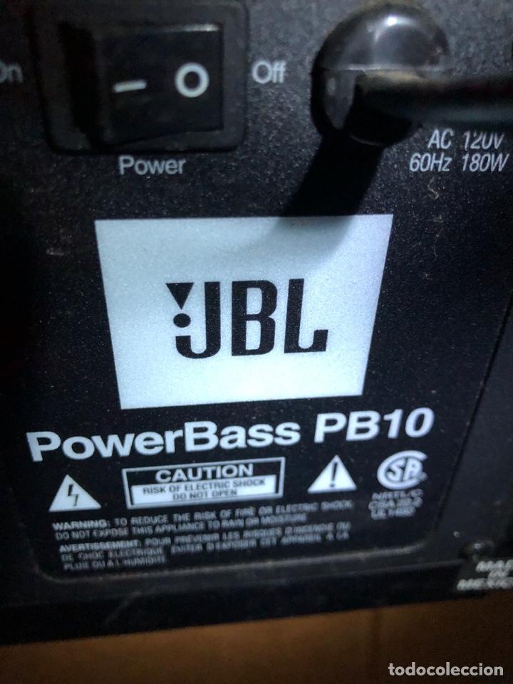 Segunda Mano: JBL Home Cinema 5.1 + Soportes de Pie - Foto 4 - 253929545