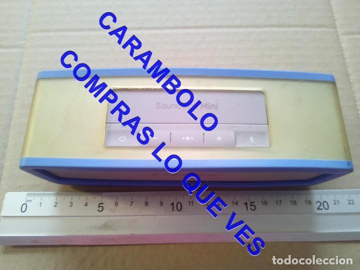 BOSE SOUNDLINK MINI NO CARGA ALTAVOZ INALAMBRICO BLUETOOTH CJ9 (Segunda Mano - Artículos de electrónica)