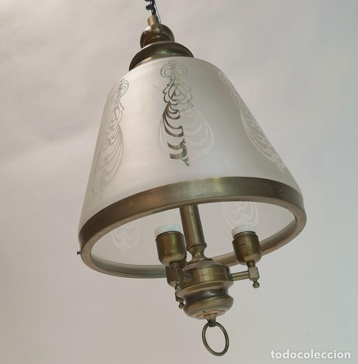 Segunda Mano: Lámpara de Techo Cónica - Foto 2 - 254260665