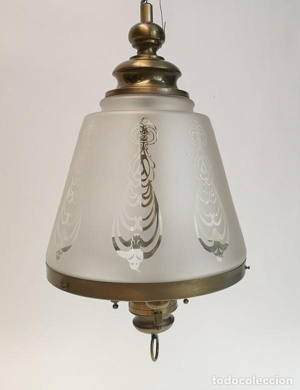 Segunda Mano: Lámpara de Techo Cónica - Foto 3 - 254260665