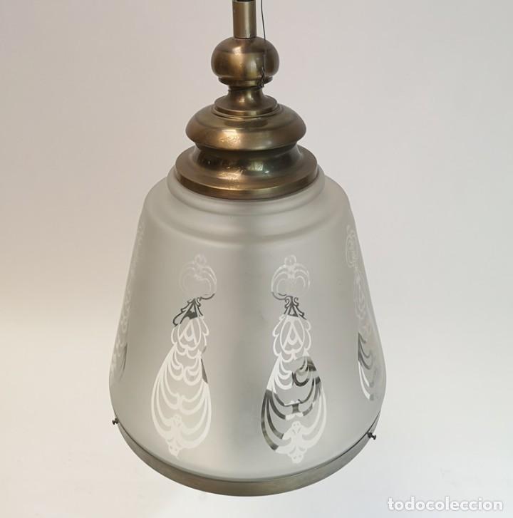 Segunda Mano: Lámpara de Techo Cónica - Foto 4 - 254260665