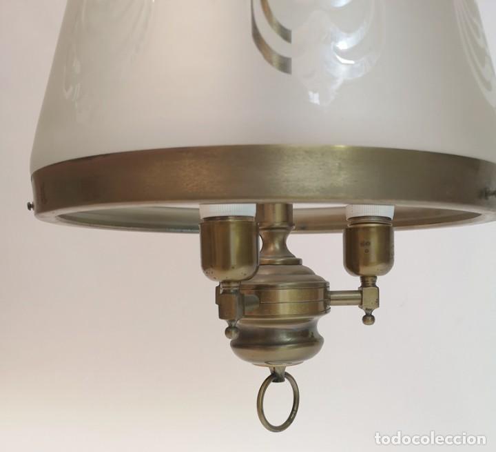 Segunda Mano: Lámpara de Techo Cónica - Foto 5 - 254260665