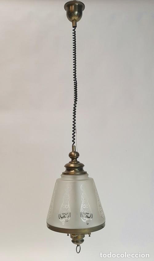 Segunda Mano: Lámpara de Techo Cónica - Foto 6 - 254260665