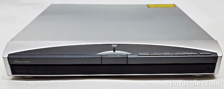 REPRODUCTOR DE DVD/CD PIONEER XD DV-313. (Segunda Mano - Artículos de electrónica)