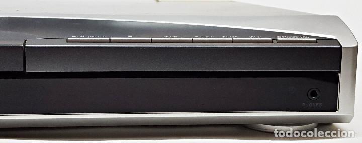 Segunda Mano: Reproductor de DVD/CD PIONEER XD DV-313. - Foto 4 - 254800455