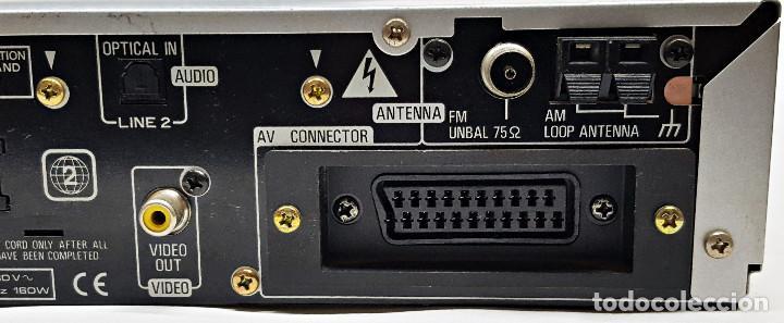 Segunda Mano: Reproductor de DVD/CD PIONEER XD DV-313. - Foto 6 - 254800455